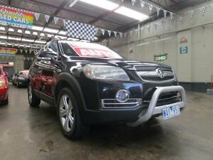 2008 Holden Captiva CG MY08 LX 60th Anniversary (4x4) 5 Speed Automatic Wagon Mordialloc Kingston Area Preview