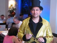 London Magician/ Entertainer to hire for party for Kids & Adult