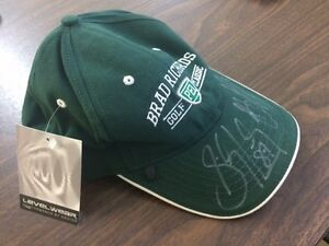 Brad Richards and Sidney Crosby Signed Hat!