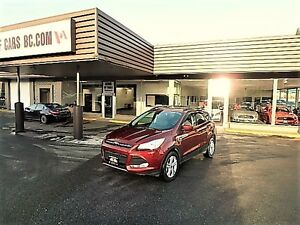 2014 Ford Escape 4WD 1.6L ECOBOOST