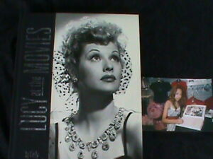 "Lucille Ball""Lucy At The Movies"" Book - Cindy De La Hoz (Signed)"