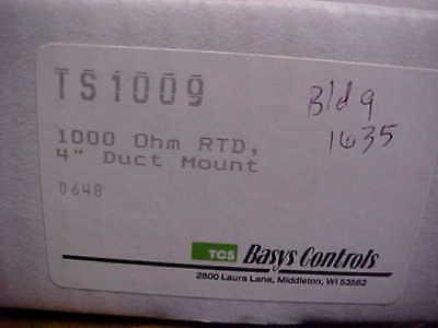 Basys Ts1009 1000ohm Rtd Temperature Sensor .. Za-240