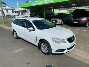 2014 Holden Commodore VE AVOKE White 6 Speed Automatic Wagon Casino Richmond Valley Preview