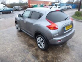 NISSAN JUKE TEKNA 1.5 DIESEL - VK14WUV - DIRECT FROM INS CO