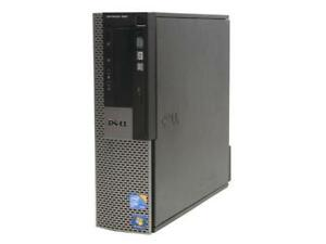 Dell Optiplex 960, Windows 7 Professional 64Bit desktop