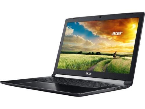 "Acer Aspire 7 A717-72G-700J 17.3"" IPS Intel Core i7 8th Gen 8750H (2.20 GHz) NVI"