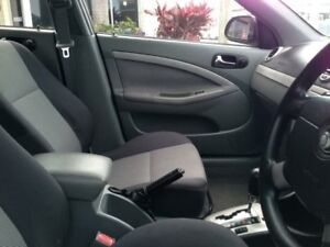 2006 Holden Viva JF Black 4 Speed Automatic Hatchback