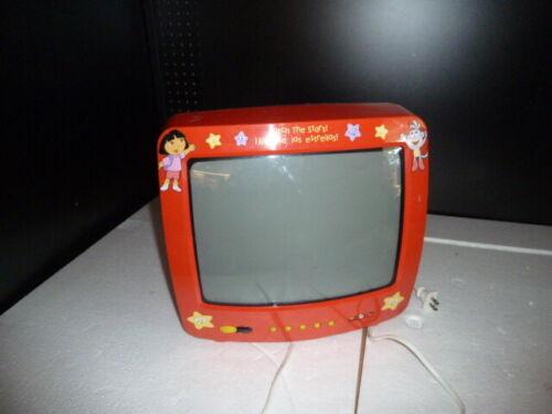emerson CRT TV DTE313 Dora the Explorer