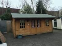 New Wood Cabin