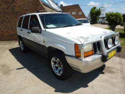 1997 Jeep Grand Cherokee ZG Limited (4x4) 4 Speed Automatic 4x4 Wagon
