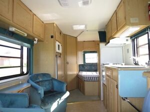 Winnebago Leisure Seeker – MERCEDES – LOW KMS Glendenning Blacktown Area Preview