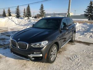 2018 BMW X3- LOW KMS- LIKE NEW