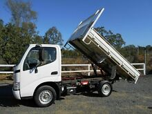 2003 Toyota Dyna  White Tipper Wacol Brisbane South West Preview