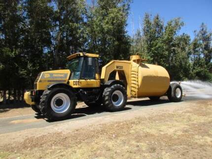 Fastrac Water Cart Dinosaur JCB 4X4 For sale or HIRE