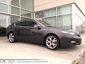 2014 Acura TL NAVIGATION/HEATED AND COOLED SEATS/AWD/BLIND SP