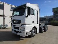 URGENT, MAN TGX 26.440 6x2 truck, 2011