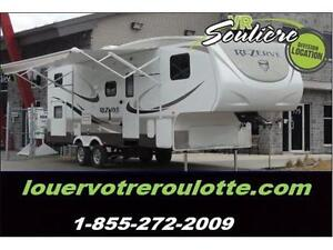 vr souliere location fifth wheel tente roulotte motorise louer