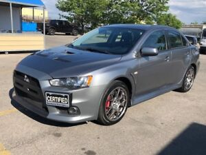 2014 Mitsubishi Lancer Evolution GSR|Manual|Accident Free|Low Km