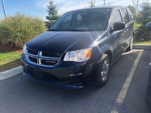 2012 Dodge Grand Caravan SE/SXT Low Mileage ONE OWNER ACCIDENT F