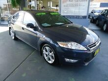 2012 Ford Mondeo MC Zetec Tdci Charcoal 6 Speed Direct Shift Hatchback Hamilton Newcastle Area Preview