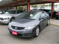 2009 Honda Civic DX-G Coupe