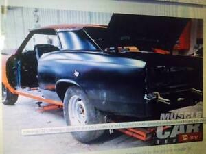 66 & 67 Beaumont Hardtops - dry stored +35 years / RARE finds. London Ontario image 7