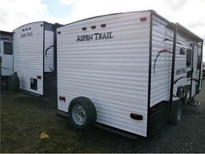 2016 DUTCHMEN ASPEN TRAIL 1700 BH! BUNKS, BED, 3200 LBS! $14995! London Ontario image 3