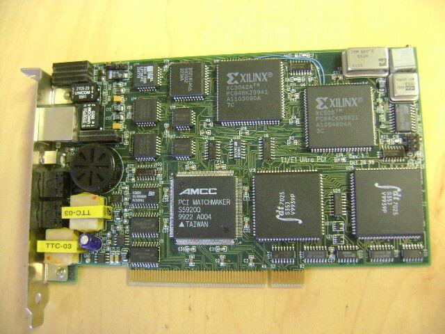 GL COMMUNICATIONS LOAD TESTING DUAL ULTRA HD PCI CARD T1/E1