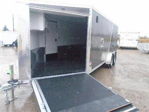 ENCLOSED SNOWMOBILE TRAILERS AT ROCK BOTTOM PRICES London Ontario image 14