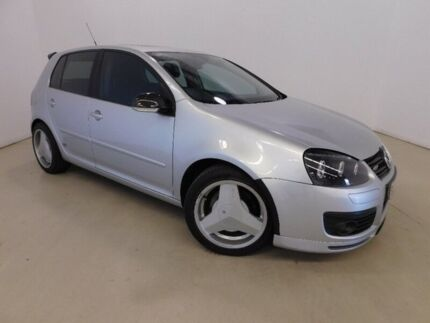 2007 Volkswagen Golf V MY07 GT DSG Silver 6 Speed Sports Automatic Dual Clutch Hatchback Mansfield Brisbane South East Preview