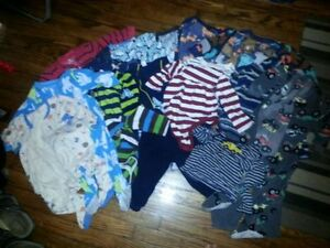 Boy's size 12 - 18 month lot
