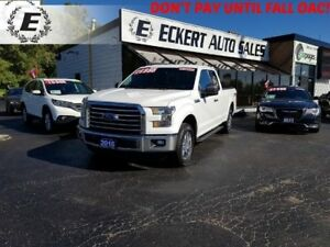 2016 FORD F-150 XTR WITH REVERSE CAMERA