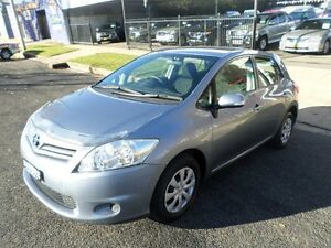 2011 Toyota Corolla ZRE152R MY11 Ascent 6 Speed Manual Hatchback Burrangong Young Area Preview
