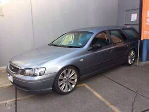 2004 Ford Falcon Wagon Kingsville Maribyrnong Area Preview