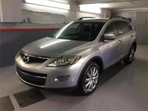 2008 Mazda CX-9 GT/AWD/CUIR/TOIT OUVRANT/7 PASSAGERS...