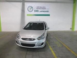 2013 Hyundai Accent GL $42/semaine