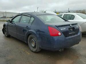 parting out 2005 nissan maxima