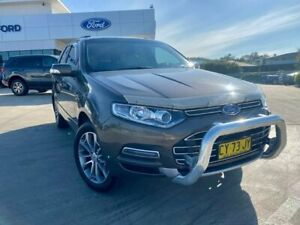 2012 Ford Territory SZ Titanium Seq Sport Shift Gold 6 Speed Sports Automatic Wagon Muswellbrook Muswellbrook Area Preview