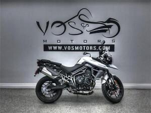 2016 Triumph Tiger 800XR-Stock#V2793NP- No Payments For 1 Year**