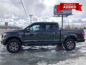 2016 Ford F150 FX4, Levelled, Loaded, Brand new BFG's, Pano Roof