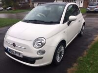 Selling my White Fiat 500. 2012 plate. Perfect Condition with only 35,700 miles. Full Service & MOT