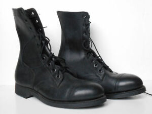 Biltrite Steel-Toe Leather Boots