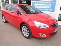 Vauxhall Astra 2.0CDTi ( 163bhp ) ecoFLEX ( s/s ) 2012 Elite F/S/H low miles 61k