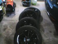 wheels tyres vauxhall mokka