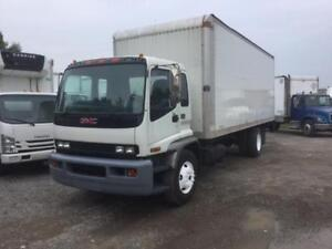 2007 GMC T7500 24ft w/ Lift Gate *CERTIFIED & ETESTED*