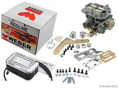 Mitsubishi Pickup 2.6 Weber Carburetor-Weber Carb kit
