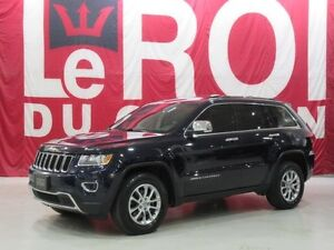 Jeep Grand Cherokee 4WD V6 3.6L Limited 2014