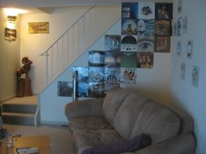Roommate Wanted, 2-Story Condo, 103A ave and 113 st