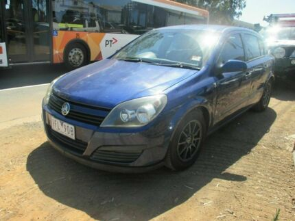 2005 Holden Astra AH CD Blue 4 Speed Automatic Hatchback Werribee Wyndham Area Preview