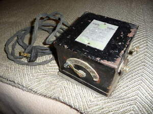Jeffereson Manufacturing Vintage transformer